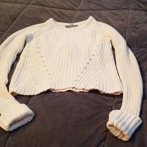 360 cream sweater